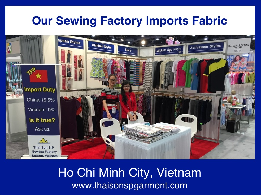 Recycled Polyester Sportswear Fabric in Vietnam
